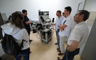 Visite à PHI Electronics Gmbh