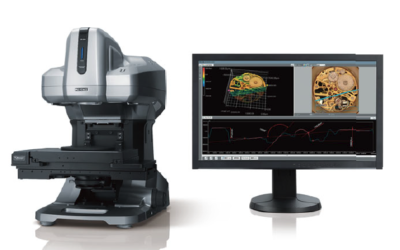 New contactless 3D measurement system Keyence VR-3200